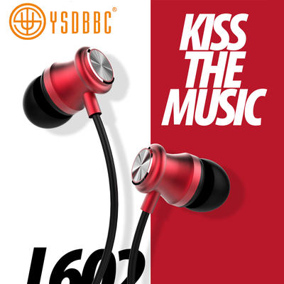 Dynamic Drivers Hi-Res Extra Bass Earbuds Headphones Noise Isolating Wired Earbuds with Microphone In-ear headphones