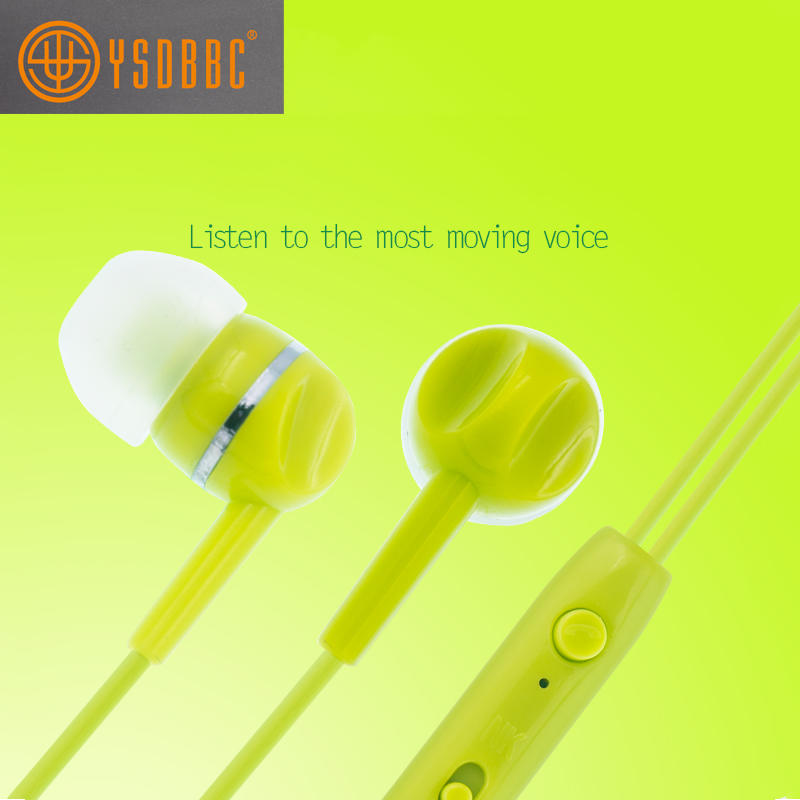 in Ear Earbuds with Mic,Noise Cancelling Headphones,Bass Dual Driver Earphones Volume Control Headsets Compatible for iOS Android Laptop with 3.5mm Jack