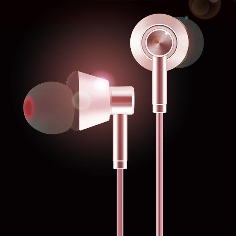 YIHUNG in-ear wired earphone G09