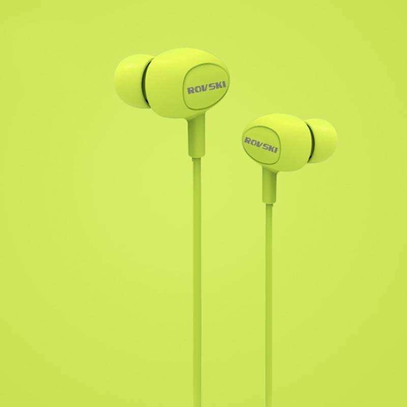 ROVSKI wired earphone L5