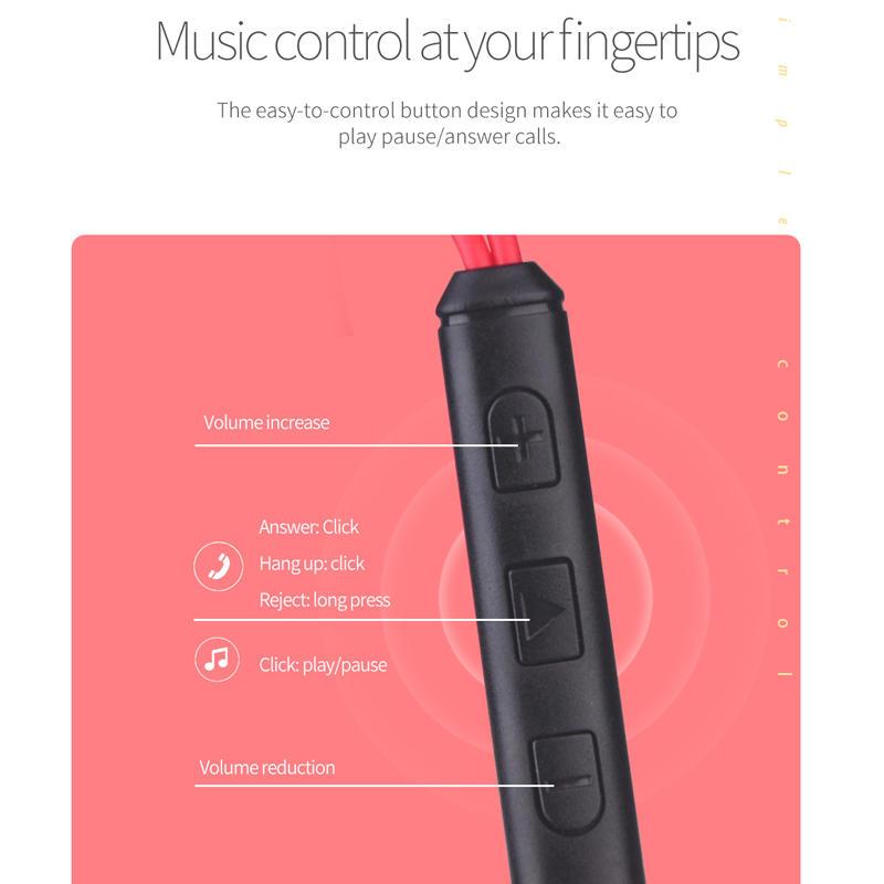 3.5mm Earphones with Mic for Apple iPhone iPad iPod wired headphones